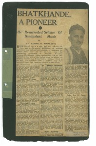 The article as it appeared in the Sunday Chronicle in 1949.