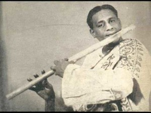 The pastoral flute had remained for centuries a simple folk medium, till Pannababu picked it up and raised it to the status and dignity of a major concert instrument.
