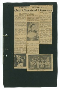 The article as it first appeared in the Bombay Sentinel.
