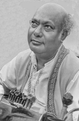 Individualistic music of Ali Akbar Khan