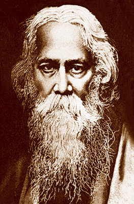 Elevating fare at Tagore memorial